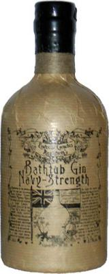 Bathtub Gin Navy Strength 57% die Herstellung erfolgt nach der traditionelle Cold-Compounding-Methode.