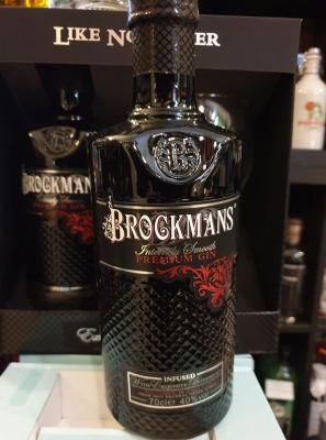 Brockmans Intensly Smooth Premium Gin 40% Vol., 0,7 l