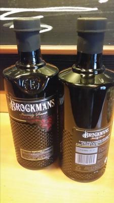 Brockmans Gin ist ein weicher und intensiver Gin