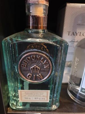 Brooklyn Gin Small Batch 40% Vol. 0,7 l € 44,90