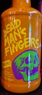 Der Dead Man's Fingers Rum aus England hat als Basis karibische Destillate als Basis.