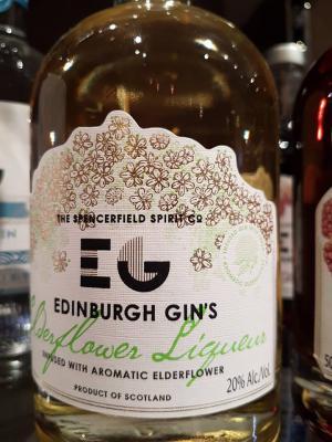 Eg Gin Hollunder
