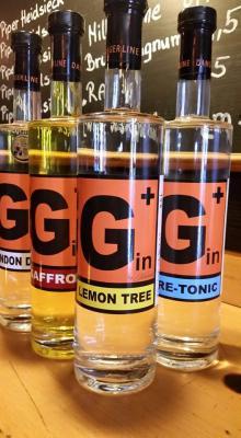 GIN+-LEMON TREE ein erfrischendes WOW Erlebnis der besonderen Art.