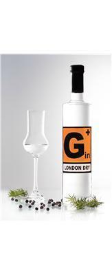 Der Gin+ ist der erste London Dry Gin der Steiermark und startet bereits in ganz Österreich durch. So wie auch in dem Gin-Tempel in Wien dem TORBERG.