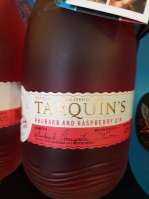 Tarquin's Rhubarb and Raspberry Gin, 70 cl zum Mitnehmen 33,90
