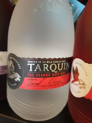 Tarquin's Seadog Navy Gin 57% vol. 0,70l zum Mitnehmen 37,90