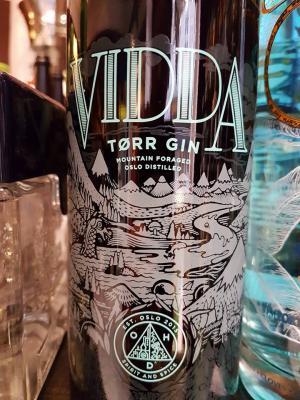 Gin aus Norwegen Vidda Torr Gin